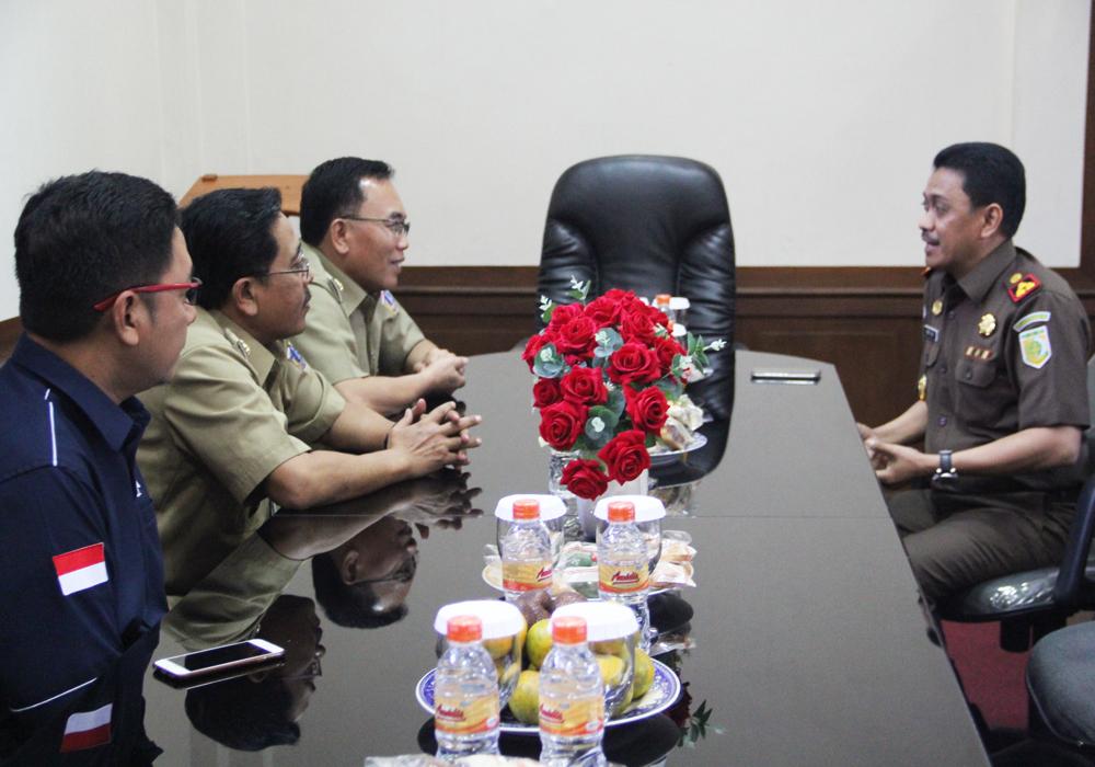 Kunjungan Walikota Jakarta Utara