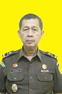 Kepala Seksi Perdata dan Tata Usaha Negara, Pitoyo, SH, M.H